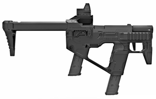 SRU P320 PDW Kit for Gas Blowback Airsoft Pistols