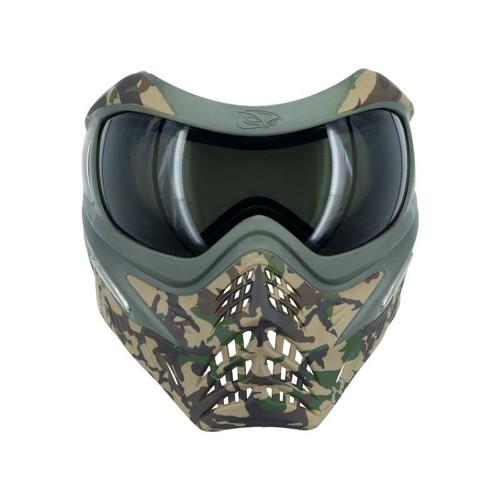 VForce Grill SE Paintball Mask - SE Woodland