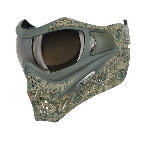VForce Grill SE Paintball Mask - SE Headstamp