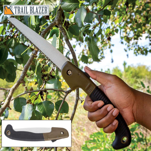 Trailblazer Multi-Purpose Folding Saw