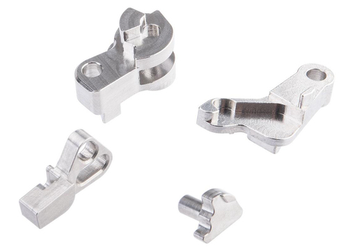 CowCow Technology CNC Steel Hammer Set for Elite Force GLOCK 17 & 18C Gen 3 Gas Blowback Airsoft Pistols