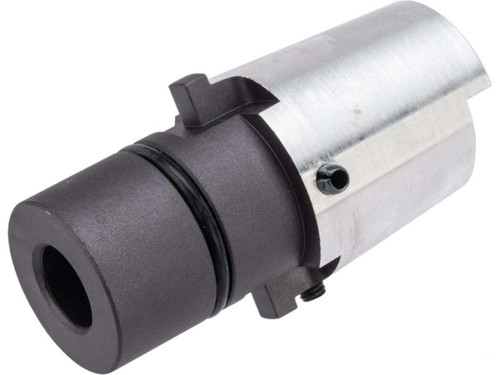 G&P Tapered Outer Barrel Adapter for G&P M4  M16 Airsoft Rifles