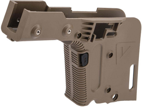 Krytac KRISS Vector Replacement Receiver Assembly (Colour: Flat Dark Earth)