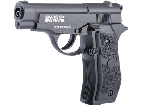 Swiss Arms P84 Full Metal CO2 Non-Blowback 4.5mm Air Pistol