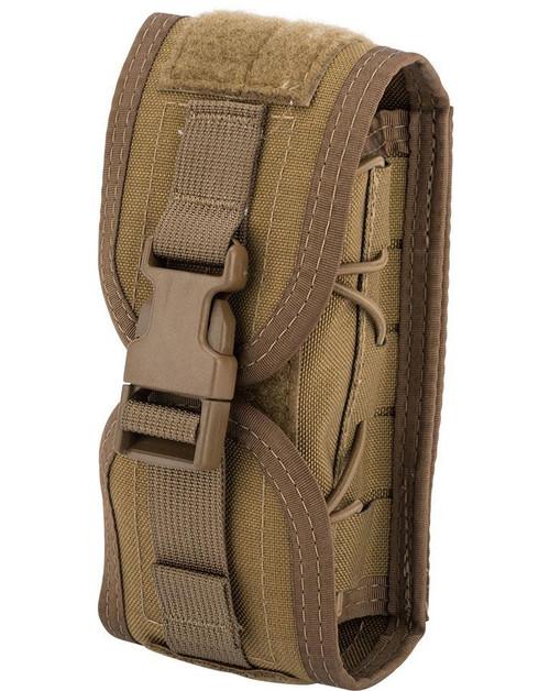 HSGI Ambidexterous Multipurpose MOLLE Pouch (Color: Coyote Brown)