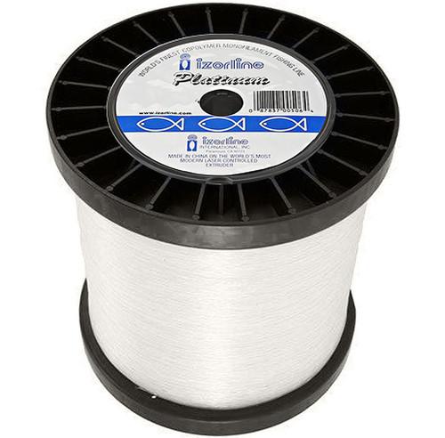 Izorline Platinum Co-Polymer Mono Line (Test: 30Lb Clear / 3950 Yards)
