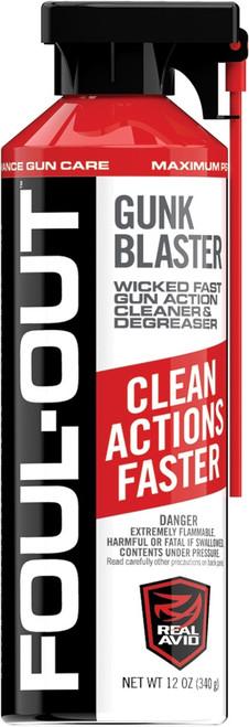 Foul-Out Gunk Blaster 12oz