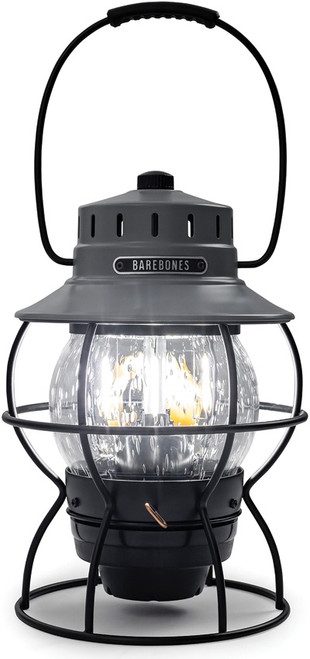 Railroad Lantern Slate Gray