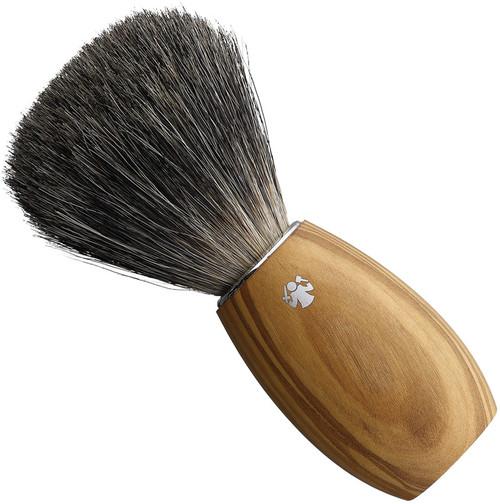 Shaving Brush Olive Wood