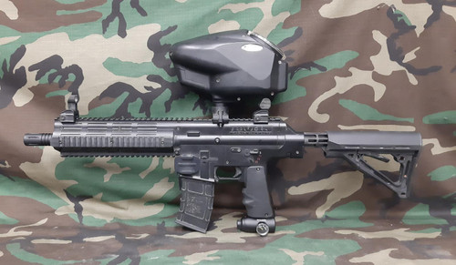 BT TM15 Paintball Players Package - USED