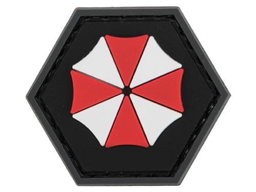 Operator Profile PVC Hex Patch   (Style: Umbrella)