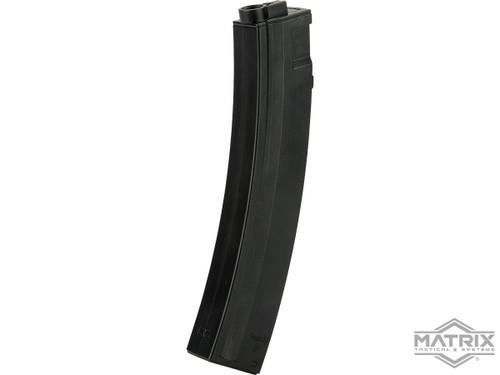 Matrix 100 Round Polymer Mid-Cap Magazine for MP5 Series AEGs
