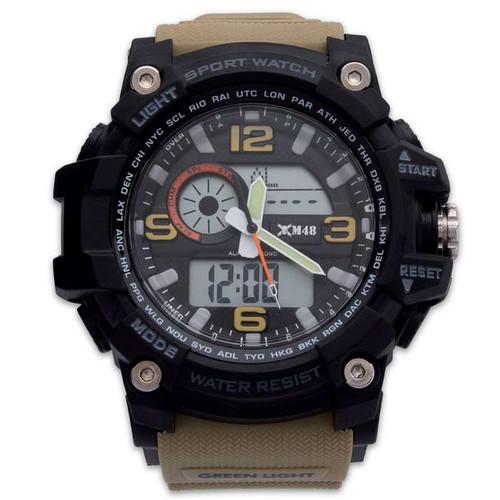 M48 Desert Khaki Mission Watch