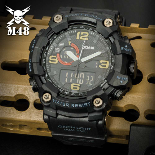 M48 Black Ops Digital Watch