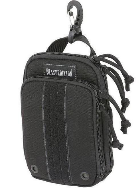 Maxpedition ZipHook Pocket Organizer (Black)