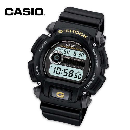 Casio G Shock Gold Sport Watch
