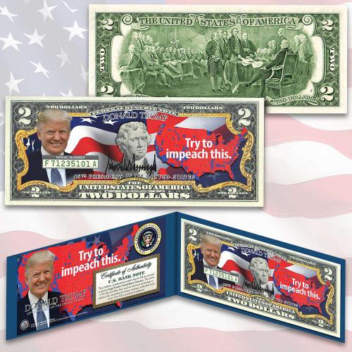 Trump Impeachment 2 Bill