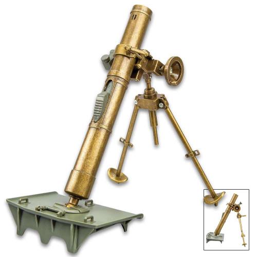 Desk Display M2 60mm Mortar Replica
