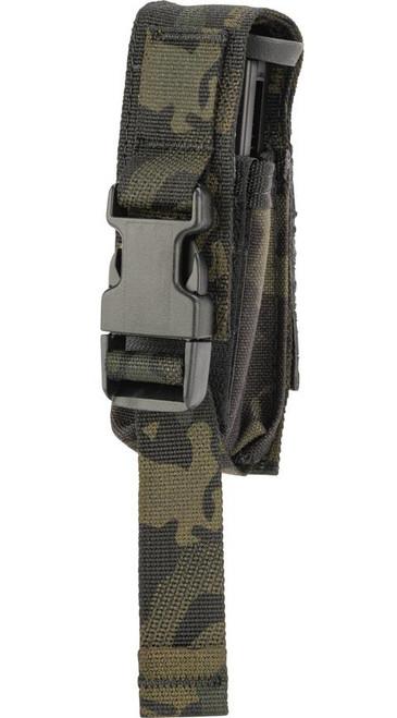 High Speed Gear HSGI Single Modular Pistol Magazine MOLLE Pouch (Color: Multicam Black)