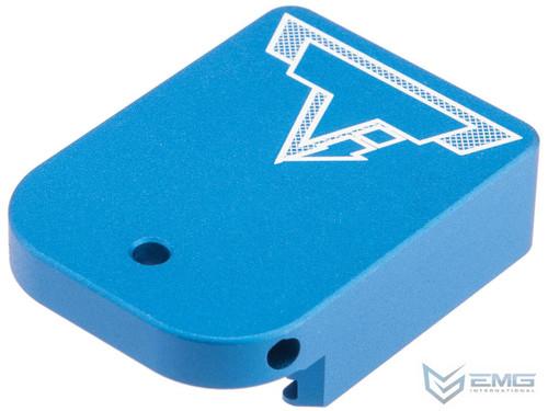 EMG / TTI Combat Master Magazine Base Plate for Hi-CAPA Gas Magazines (Model: No Charging Port)