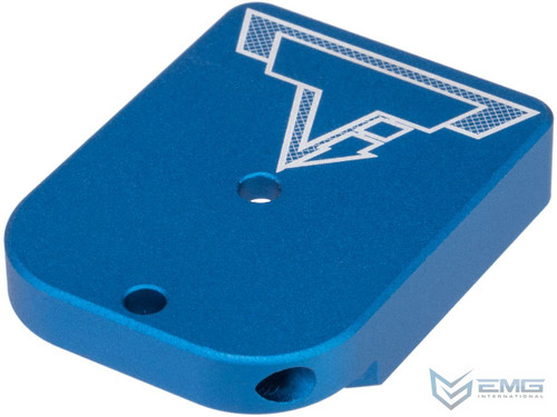 EMG / TTI Combat Master Magazine Base Plate for Hi-CAPA Gas Magazines (Model: Charging Port)
