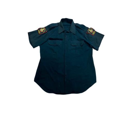 Canadian Military Police Dress Shirt - Short Sleeve