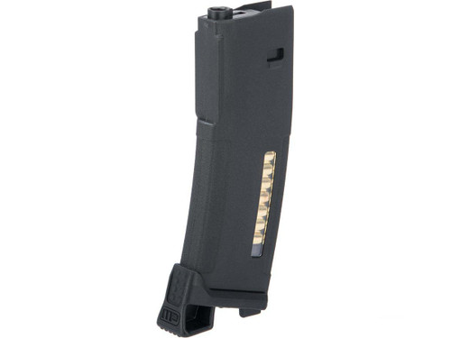 PTS Enhanced Polymer Magazine w MagPod for Tokyo Marui Recoil Shock M4SCAR (Color Black)