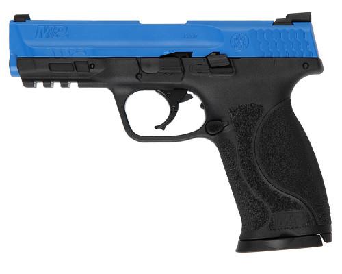 Umarex T4E S&W M&P9 M2.0 Paintball Marker (Color: Blue)