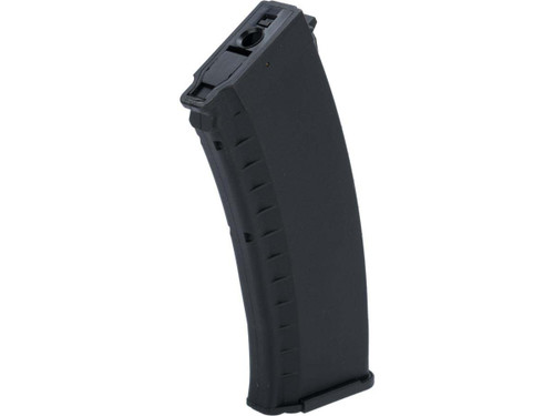 KWA AKR-74M 400rd High Capacity ERG Magazines for KWA Airsoft Electric Recoil Rifles (Color: Black)