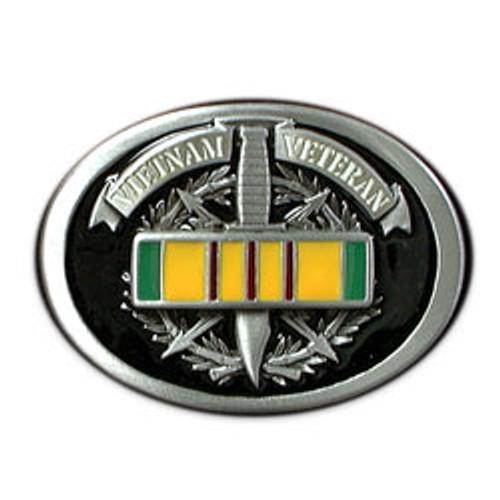 Buckle - Vietnam Veteran Belt Buckle