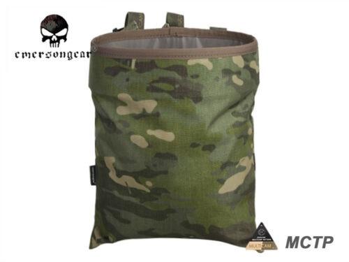 Emerson Gear MOLLE Dump Pouch (Color: Multicam Tropic)