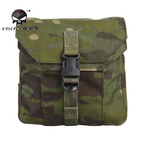 """Emerson Gear """"Fight"""" Multi-Purpose Pouch (Color: Multicam Tropic)"""