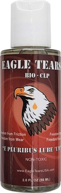 BIO-CLP Gun Oil 2oz Bottle