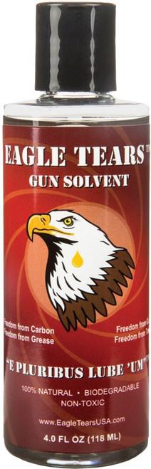Gun Solvent 4oz Bottle