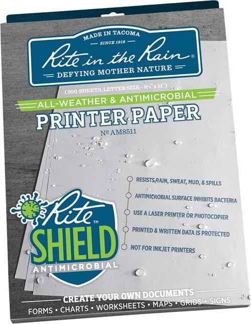 Antimicrobial Printer Paper
