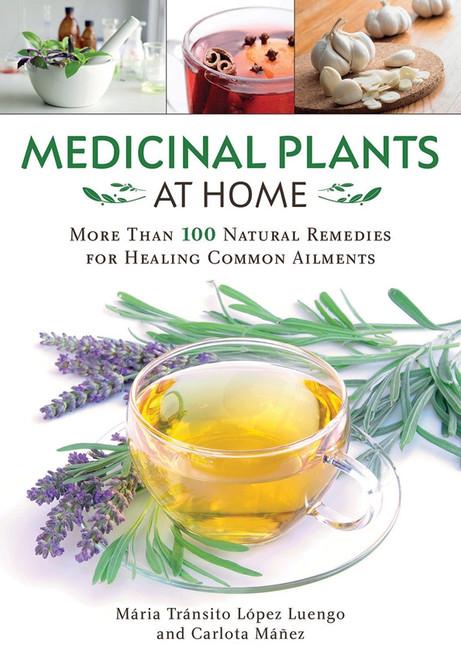 Medicinal Plants At Home BK417