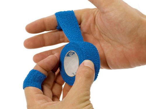 Flexx-Rap Flexible Waterproof Second-Skin Finger Protection Wrap (Quantity: Single Pack)