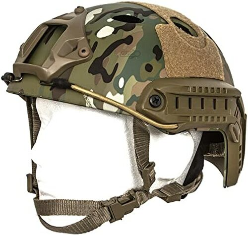 Bravo PJ Helmet Version 3 (Multicam)