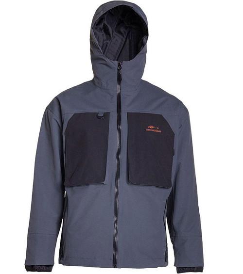 "Grundens ""Storm Rider"" Fishing Jacket (Size: Dark Slate)"