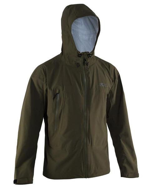 """Grundens """"Stormlight"""" Fishing Jacket (Size: Medium / Olive Night)"""