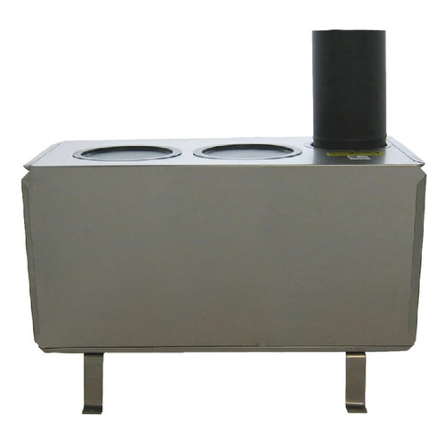 Great West Metal Camp Stove
