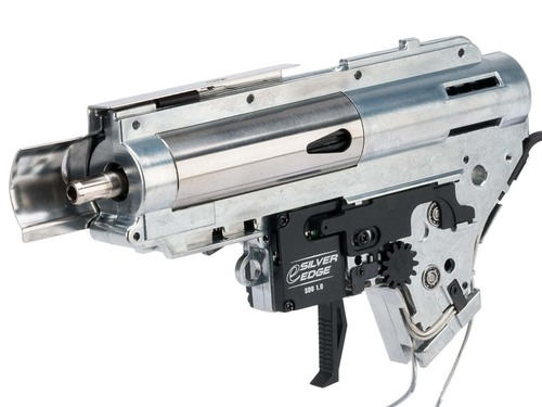 APS eSilver Edge Gearbox for Ver.2 M4 Airsoft AEG Rifles