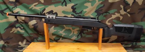 6mmProShop PDI Custom Upgraded USMC M40A5 Bolt Action Airsoft Sniper Rifle - Floor Model
