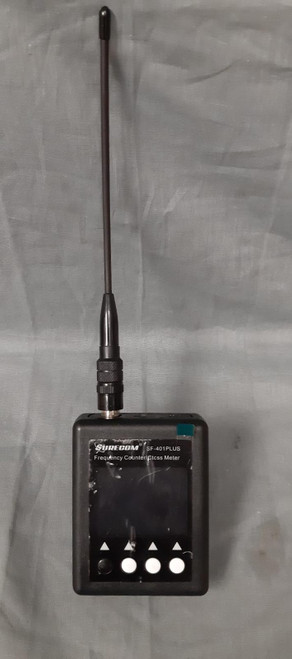 SURECOM SF-401 PLUS Portable Frequency Counter w/ CTCCSS/CDCS