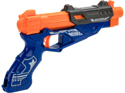 Blaze Storm Foam Blaster 7093 Single Shot Dart Pistol
