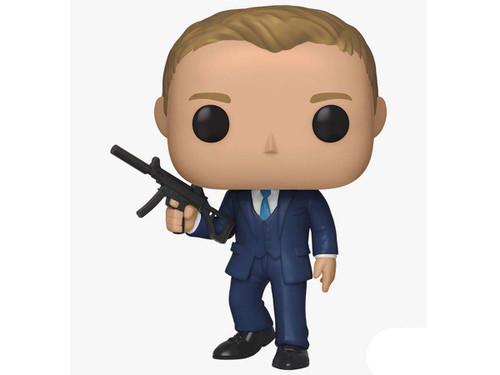 Funko POP! James Bond from Quantum of Solace - Daniel Craig