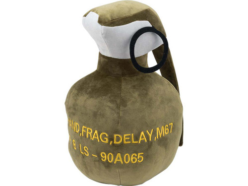 Tacticool Creation M67 Grenade Plush / Decorative Throw Pillow (Size: Large)