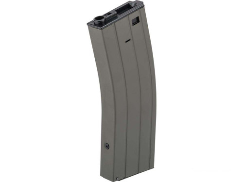 Specna Arms 400rd Flash Mag Stamped Steel Extended M4 / M16 AEG Magazine