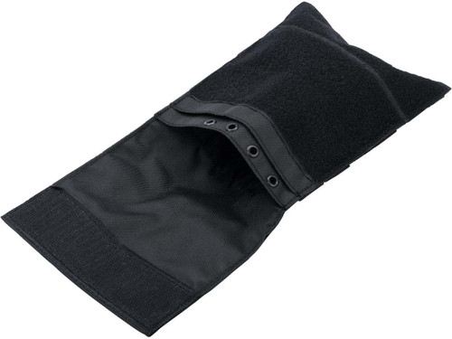 Matrix Tactical Admin / Map Hook and Loop MOLLE Pouch (Color: Black)
