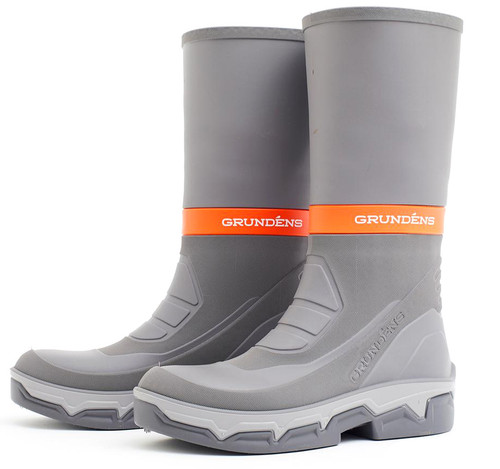 """Grundens """"Deck-Boss"""" Fishing Boot (Color: Grey)"""